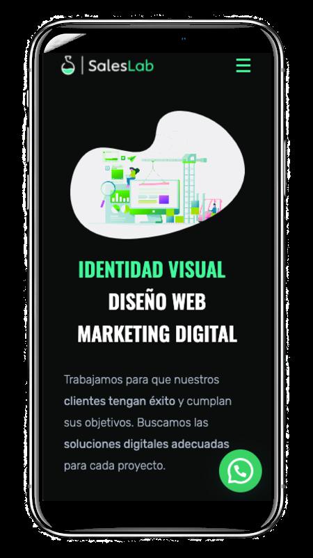 Diseño web tienda online ecommerce